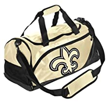 New Orleans Saints Locker Room Collection Duffle Bag - Small