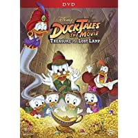 Ducktales the Movie: Treasure of the Lost Lamp (Bilingual)
