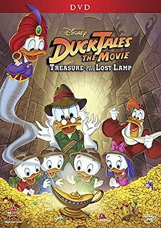 Amazon Com Ducktales The Movie Treasure Of The Lost Lamp