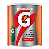 Gatorade Thirst Quencher, Fruit Punch, 51 Ounce Powder
