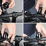 JVSISM-Applicabile-per-M365-Scooter-Bells-No9-Scooter-Elettrico-Campane-Ricambi-Scooter-Accessori-Ninebot-Es1-Es2-F0-Nextdrive-Accessori-per-Biciclette-Nero