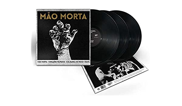Mao Morta - Mao Morta ?? Mao Morta? / Coracoes Felpudos / O.D. Rainha Do Rock & Crawl [3LP VINYL] - Amazon.com Music