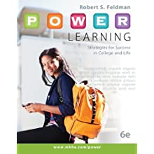 P.O.W.E.R. Learning: Strategies for Success in College and Life (Paperback)