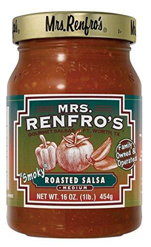 Mrs. Renfro's Roasted Salsa (2 Pack)
