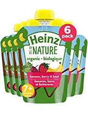 Heinz By Nature Organic Baby Food