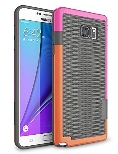 Slim Shockproof Case for Samsung Galaxy Note 5 N920 (White) - 8