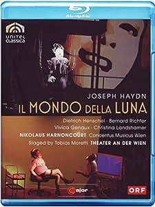 Haydn: Il Mondo della Luna [Blu-ray]