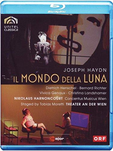Dietrich Henschel - Il Mondo Della Luna (Blu-ray)