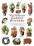 Victorian Garden Stickers, , 0486296822