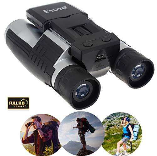 双眼鏡FS608R HD多機能防水屋外望遠鏡デジタルビデオカメラ望遠鏡、大人の旅行鳥を見て狩猟旅行と観光   B07RRGDHWZ
