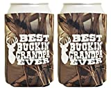 Best Buckin Grandpa Hats - Funny Beer Coolie Best Buckin' Grandpa Father's Day Review