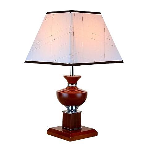 Lámpara de mesa moderna china de gama alta de gama alta luz ...