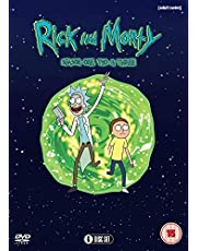 Save on Rick & Morty Season 1-3 [DVD] and more