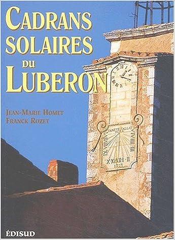 Lire un Cadrans solaires du Lubéron pdf
