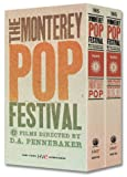 The Monterey Pop Festival (Monterey Pop / Jimi Plays Monterey / Shake! Otis at Monterey) [VHS]