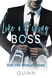 Like a F*cking Boss: BBW Office Romance (Run the World Series Book 1)
