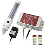 ControlOMatic ChlorMaker Saltwater Chlorine Generation System for Pools