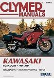 Kawasaki ZG1000 Concours 1986-2006 (Clymer Manuals: Motorcycle Repair)