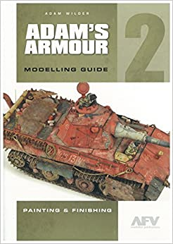Book Adam's Armour 2 - Modelling Guide