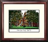 Northern Arizona Lumberjacks Framed Lithograph Print