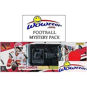 2019 Donruss NFL Football MASSIVE 401 Card Complete Factory Set with Memorabilia & 100 ROOKIE Cards including Kyler Murray, Daniel Jones & More! Plus Bonus WOWZZER Mystery Pack with AUTOGRAPH or MEM!