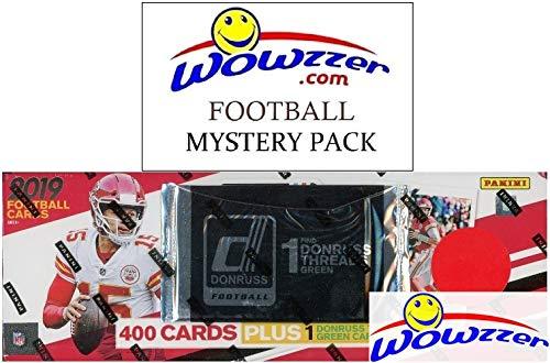 2019 Donruss NFL Football MASSIVE 401 Card Complete