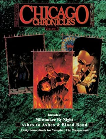 OP Chicago Chronicles 3 (Vampire Series