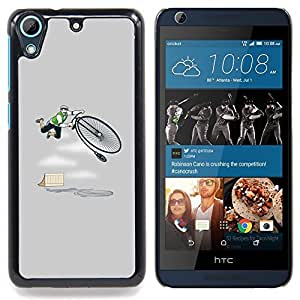 "Planetar ( Perdedores Angeles Equipo de baloncesto divertido"" ) HTC Desire 626 Fundas Cover Cubre Hard Case Cover"