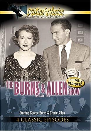 Amazon com: The Burns & Allen Show, Vol  2: Burns & Allen
