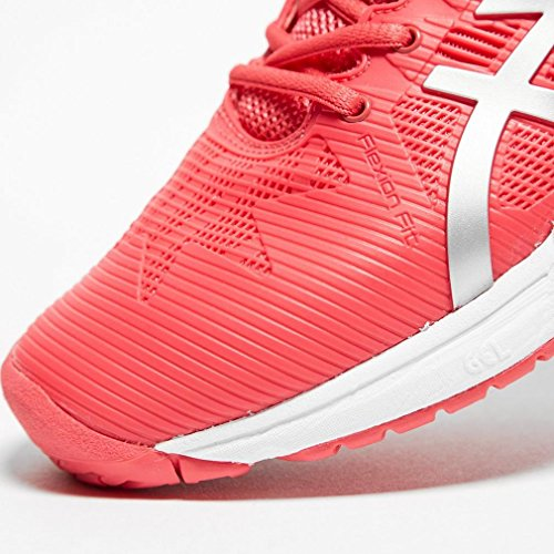 Speed de Blanc Tennis 38 Femme EU Rouge 3 Chaussures Asics Gel Solution FwBWxXnpEq