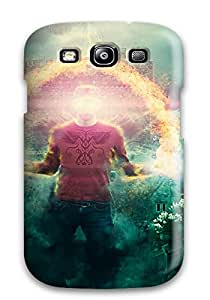 Defender Case For Galaxy S3, Cgi Photography Manipulation People Photography Pattern