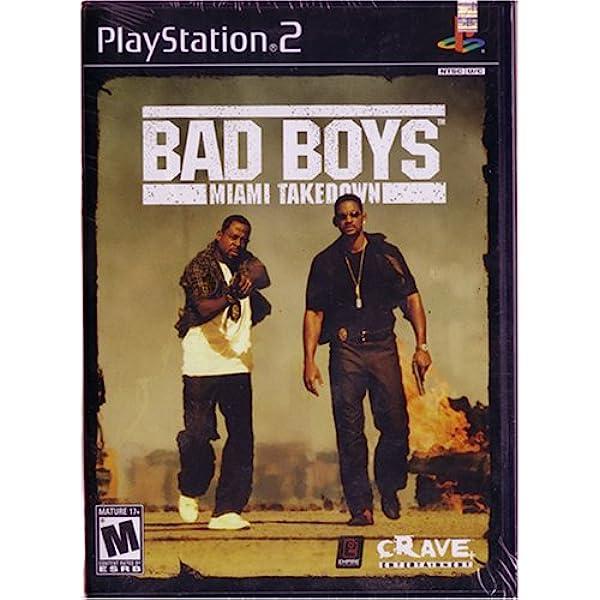 Bad boy 2 game ps2 tulalip casino club