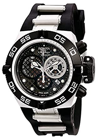 f771c89672f Relógio Masculino Invicta Subaqua Noma IV Chrono 0519  Amazon.com.br ...