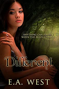 Different by [West, E. A.]