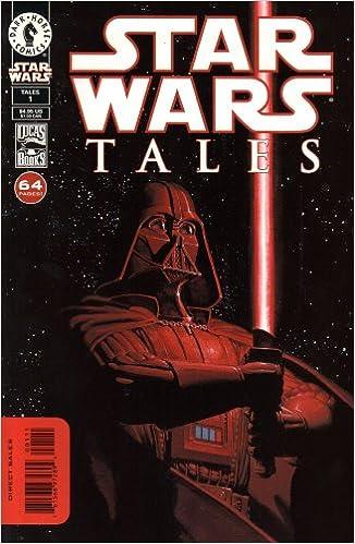 STAR WARS TALES #5 1ST PRINTING BAGGED /& BOARDED DARK HORSE COMICS 2000