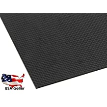 200X300X3MM 100% 3K Carbon Fiber Plate Panel Sheet 3mm Thick by ACER Racing