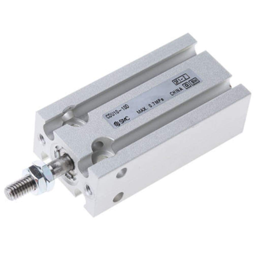 Standard Pneumatic Cylinder; 10x10mm, Pack of 2
