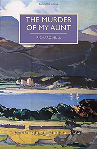 book cover of The Murder of My Aunt