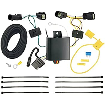 draw tite tow harness t connector trailer. Black Bedroom Furniture Sets. Home Design Ideas