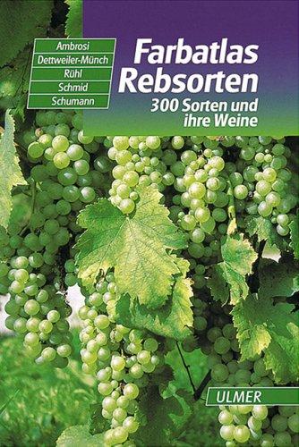Farbatlas Rebsorten: 330 Sorten und ihre Weine