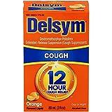 Delsym Adult Cough Suppressant