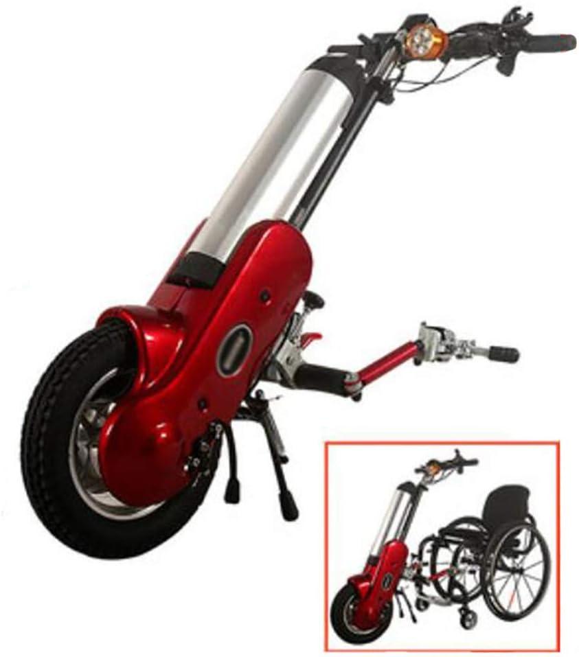 BTHDPP Accesorios para Sillas De Ruedas Eléctricas Ruedas Eléctrica Handcycle Accesorio Handcycle para Discapacitados 36V 400W Sillas De Ruedas Plegables Ligeras De Aluminio