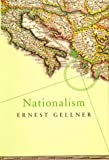 Nationalism, Gellner, Ernest, 0814731139
