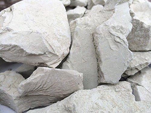 BENTONITE Edible Clay Chunks Natural for Eating, 8 oz (220 g)