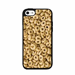 Funny O's Cereal- TPU RUBBER SILICONE Phone Case Back Cover iPhone 4 4s