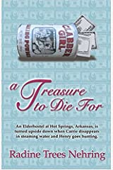 A Treasure To Die For (The Third Something to Die for Mystery) Paperback