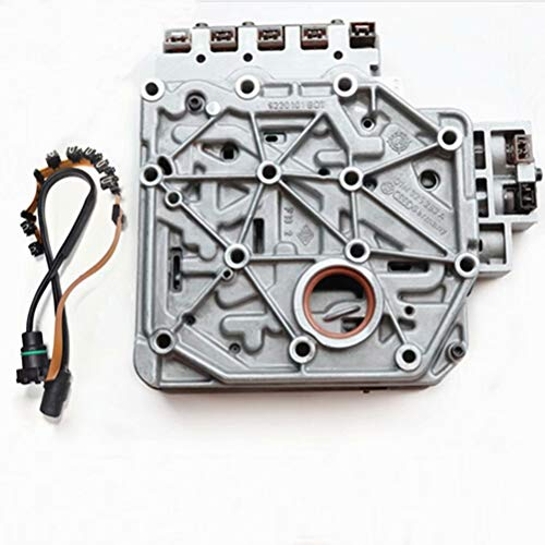 Gear Valve Body with Wiring Harness 01M325283A 01M 325 283 A Suitable for 99-05 Jetta Golf MK4 Beetle: