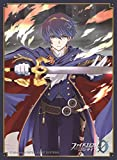 Fire Emblem 0 Cipher Marth Card Game Character Mat Sleeves Collection No.FE05 Matte