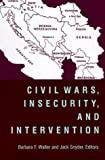 Civil Wars, Insecurity, and Intervention 0th Edition