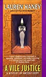 Vile Justice (Mystery of Ancient Egypt)